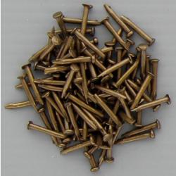 CHIODI TB 1,5 X 12 BRONZATI CF 100 PZ.