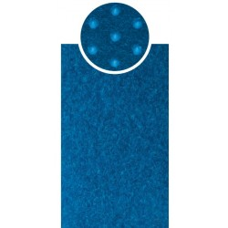 cod. E5533 Tappeto CRICKET blu larghezza cm. 200