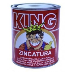 ZINCO LIQUIDO 'KING' DA ML. 500