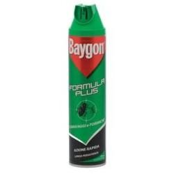 BAYGON SPRAY SCARAFAGGI E FORMICHE ML. 400 *