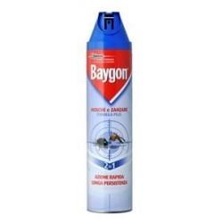 BAYGON SPRAY MOSCHE E ZANZARE ML. 400 *
