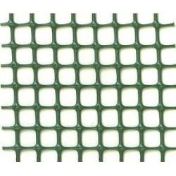 RETE IN PLASTICA VERDE PER BALCONI 10 X 10 - H 100 - MT. 50 *