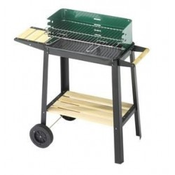 BARBECUE 50 - 25 GREEN/W