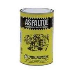 ASFALTO A FREDDO PER INSERTI 'ASFALTOL' KG. 1,5 *