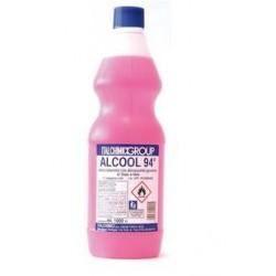 ALCOOL ETILICO DENATURATO 'TIPOCERTIFICATO' AL 94 DA LT. 1