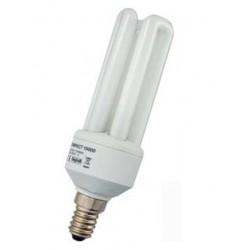LAMPADA COMPACT 'BEGHELLI' E14 - 11 W - LUCE BIANCA