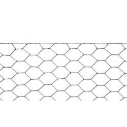 RETE TRIPLICE TORSIONE 'VIRINET' 19/2 - H 200 - FILO 0,6 - MT. 50