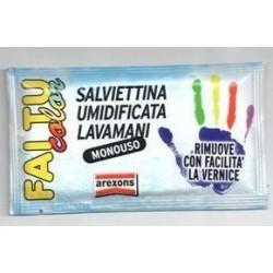 SALVIETTINE LAVAMANI 'AREXONS FAI TU COLOR' MONODOSE