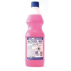 ALCOOL ETILICO DENATURATO 'TIPOCERTIFICATO' AL 99 DA LT. 1