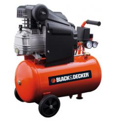 COMPRESSORE 'BLACK & DECKER MOD. BD 205/24' DA LT. 24 - HP 2